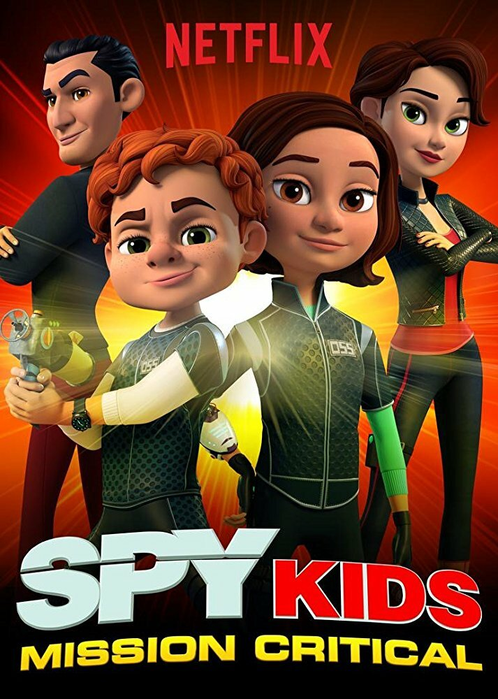 Spy Kids: Mission Critical (2018)